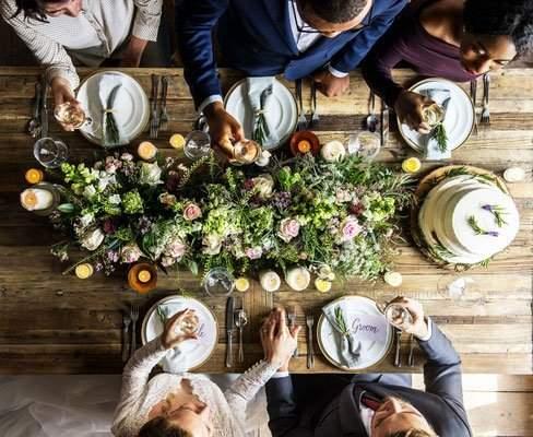 Il galateo del matrimonio per gli invitati