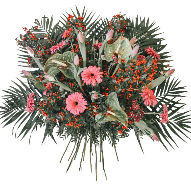 fiori funerale online