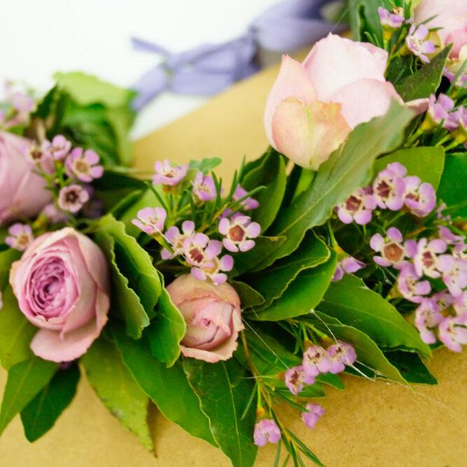 corona laurea fiori 4